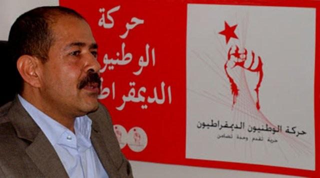Chokri Belaïd blev myrdet den 6. februar 2013 i Tunis