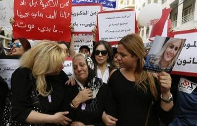 8.marts i Beirut, Libanon