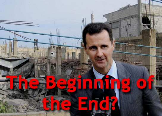 Syriens despot Basher Assad
