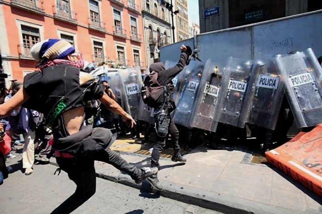 1. maj i Mexico City