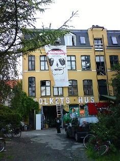 Folkets Hus - Kopenhagen, Nörrebro