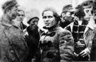 Nestor Makhno og hans kammerater