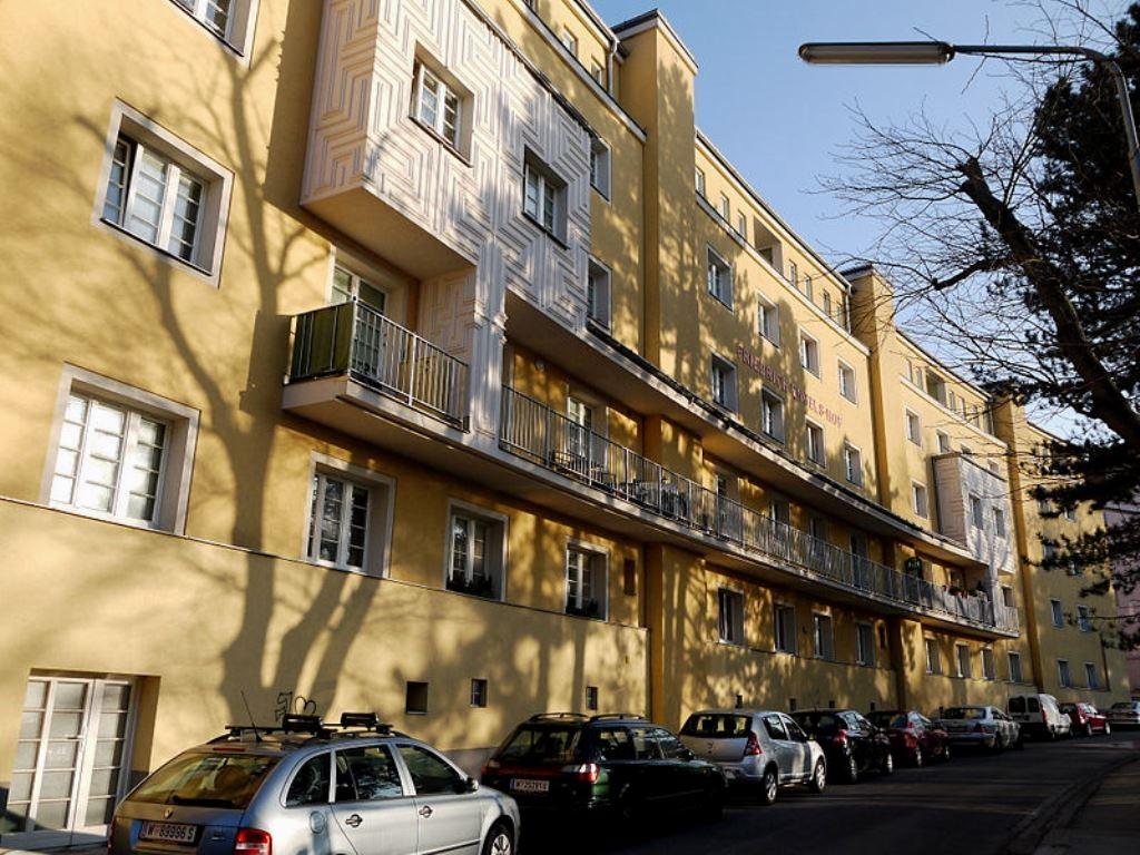 Friedrich-Engels Hof i Wiens 11. distrikt Simmering