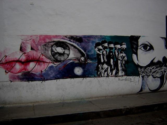Graffity i Bogotá