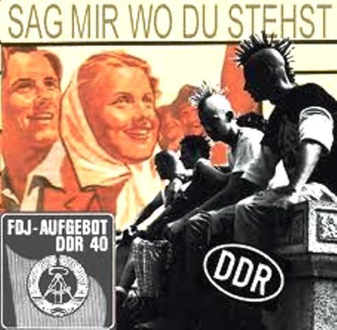 Punkbevægelsen i DDR