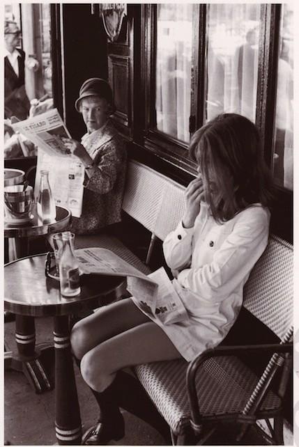 Café i Paris