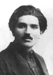 Den unge Georgi V. Plekhanov (1856 - 1918)