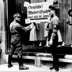 Nazihets mod jødiske forretninger