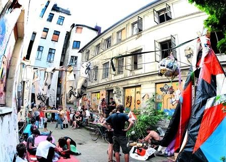 Hamburgs Gängeviertel - bz`ere