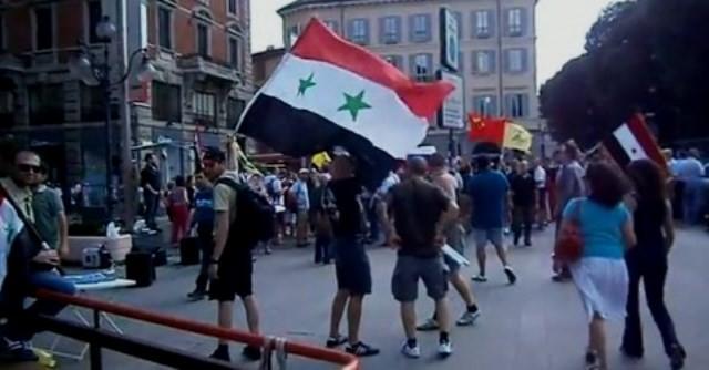 Piazza Venezia i Rom, d. 15. juni 2013