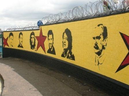 Inla graffity i Derry