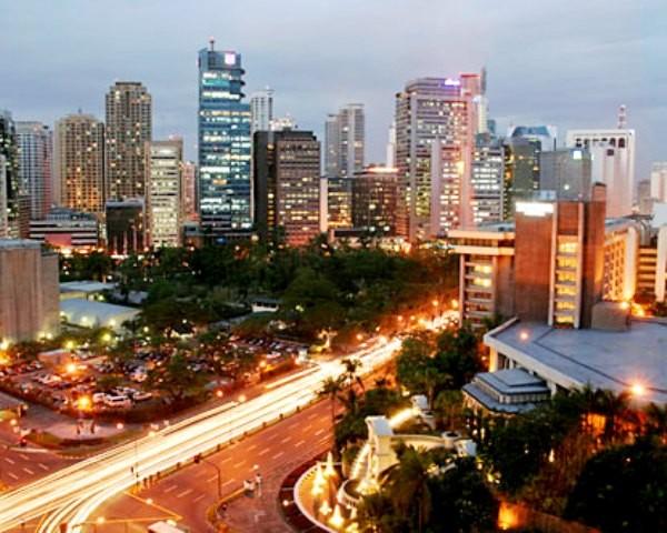 Manilas forretningskvarter