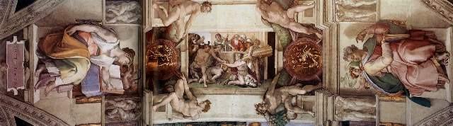 Michelangelos sixtinske kapel