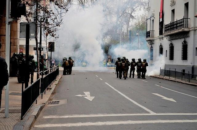 Santiago de Chile, tirsdag d 9. august 2011