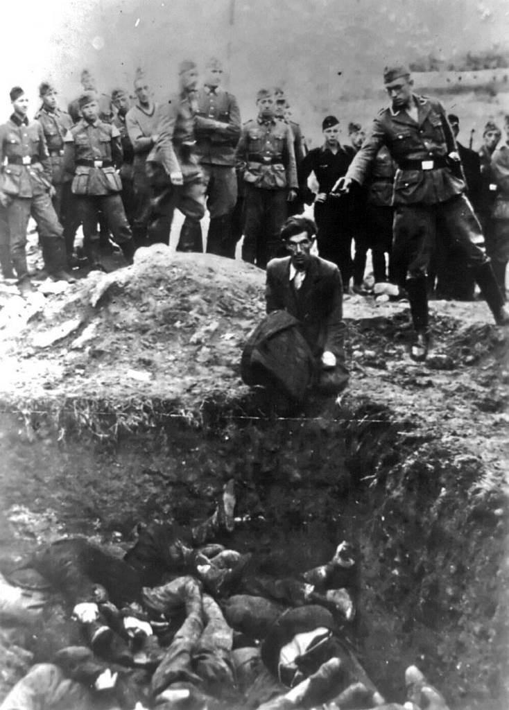 Værnemagtens henrettelse af jøder i Winnyzja, Ukraine