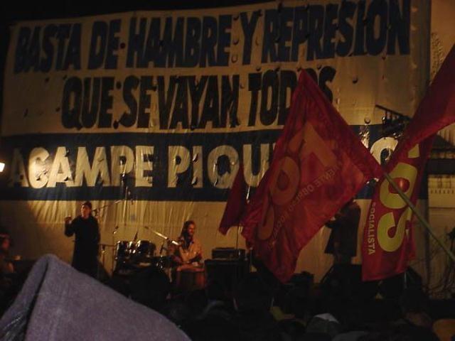 Venstrefløjsmøde mod fattigdom og statslig repression
