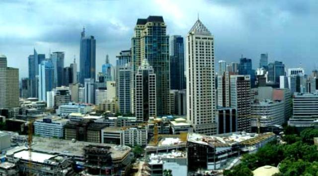 Manilas skyline