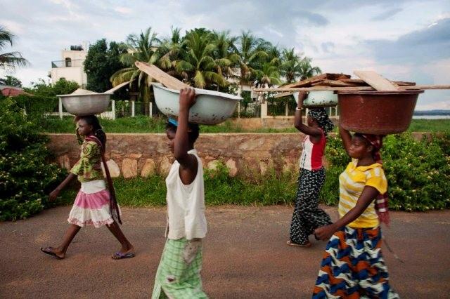 Mali er et af de fattigste lande i verden. 75 procent af alle voksne er analfabeter