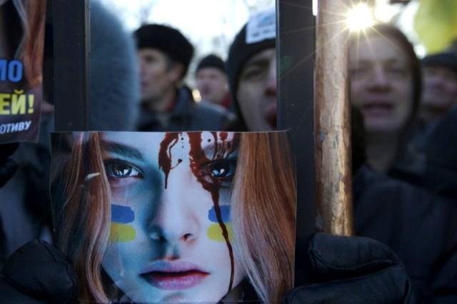 Konfronationerne på Maidan-pladsen i Kiev (november 2013 - februar 2014)