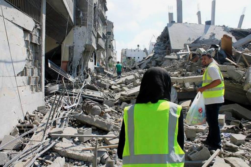 Gaza, d. 21. juli 2014