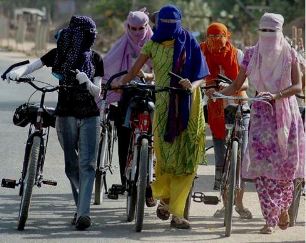 Studenter i Kabul