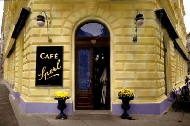 Café Sperl i Wien