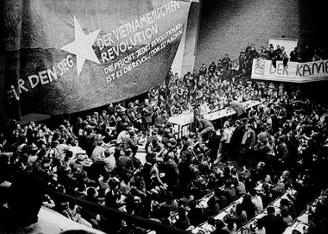 Vietnamkongres i Berlin 1968