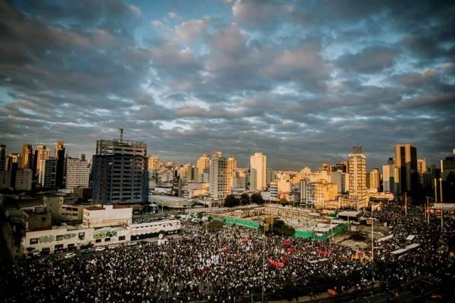 Hovedstaden Brasilia, d. 17 juni 2013