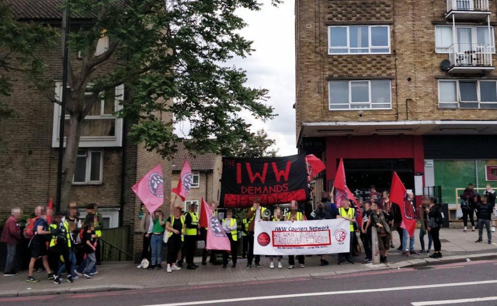 IWW-London, d. 26. maj 2019