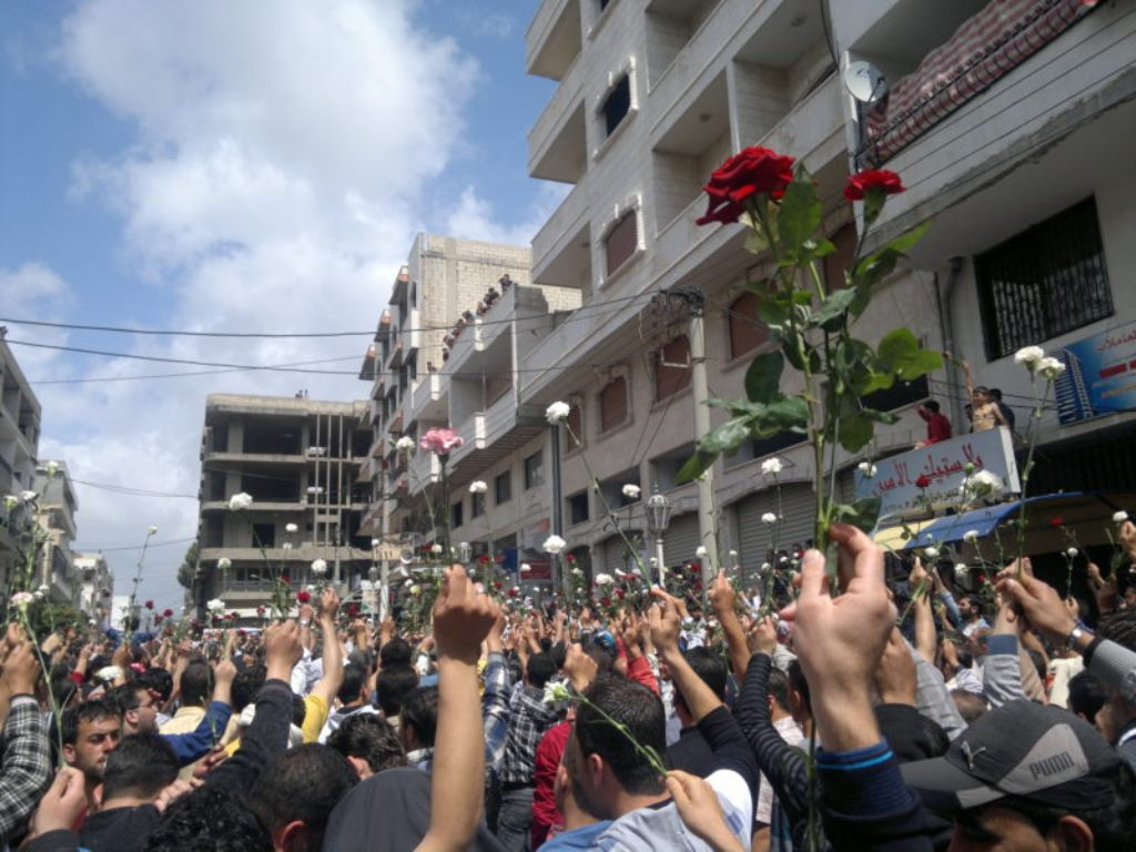 Daraya 2011, Symbol of Non-Violent Revolution and Self-Determination, Falls to the Syrian Regime ...