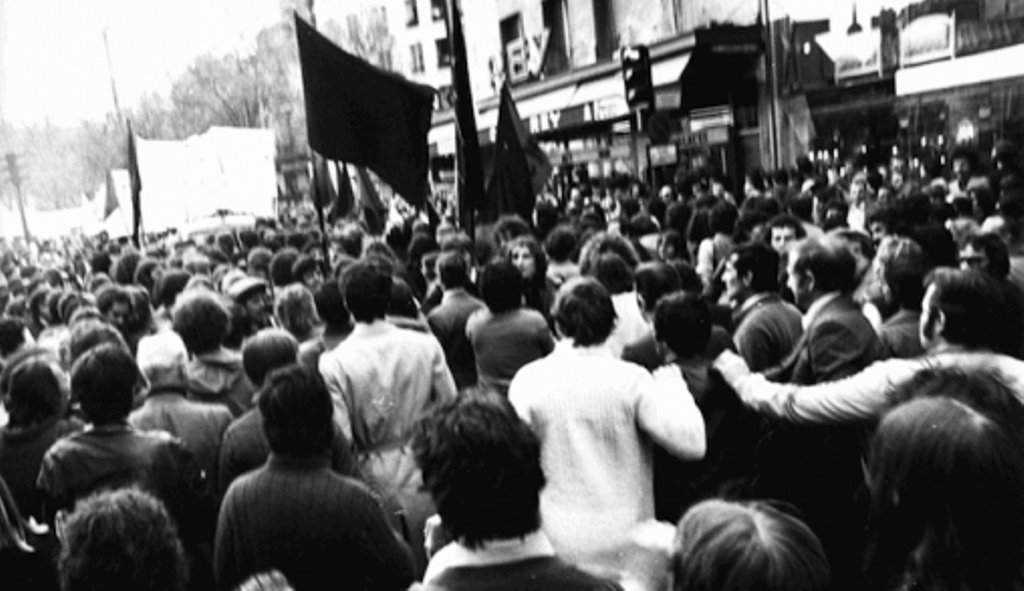 Communiste Libertaire, Paris 1969