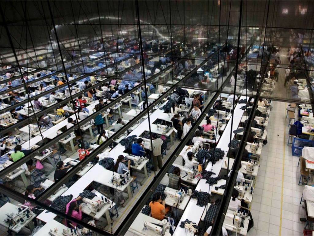 Tekstilfabrikker i Bangladesh