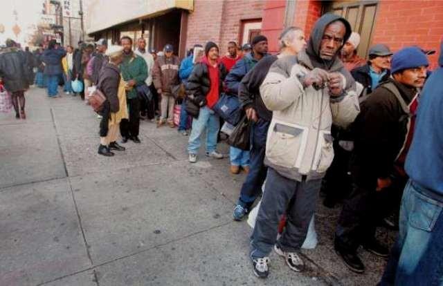 Fattigdom i USA