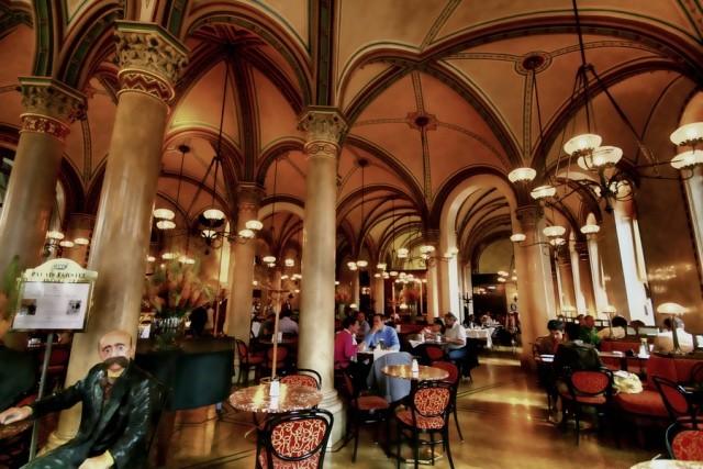Café Europa i Wien