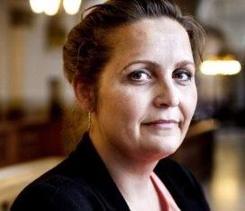 Handelsminister Pia Olsen Dyhr (SF)