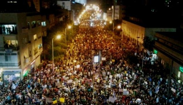 Tel Aviv, den 6.august 2011