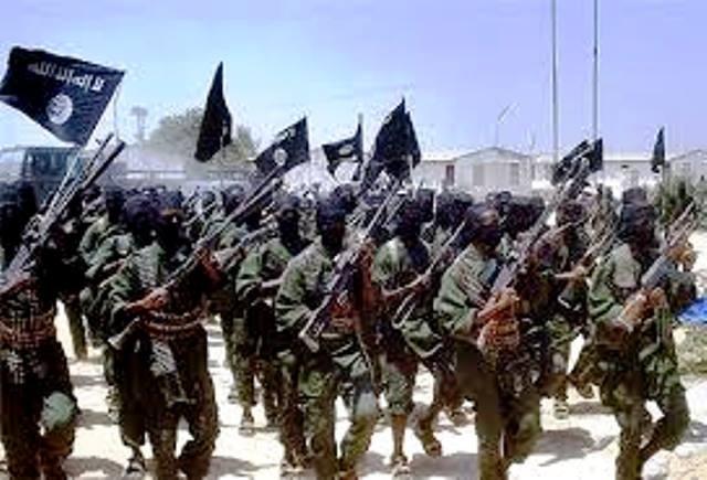IS enhed i det nordlige Irak