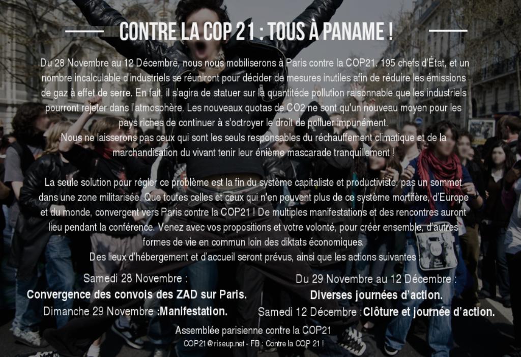 Venstreradikal klimamanifest