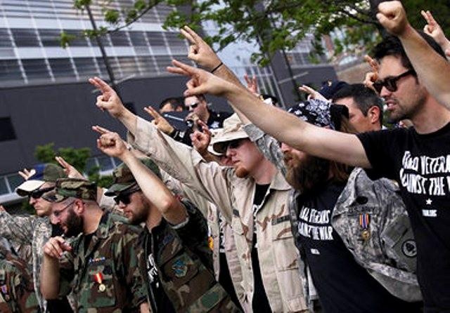 Krigsveteraner mod NATO