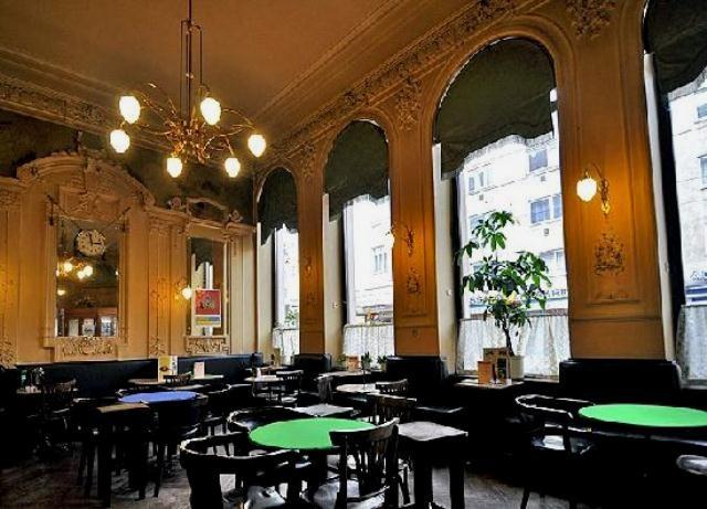 Café Ritter i Wien