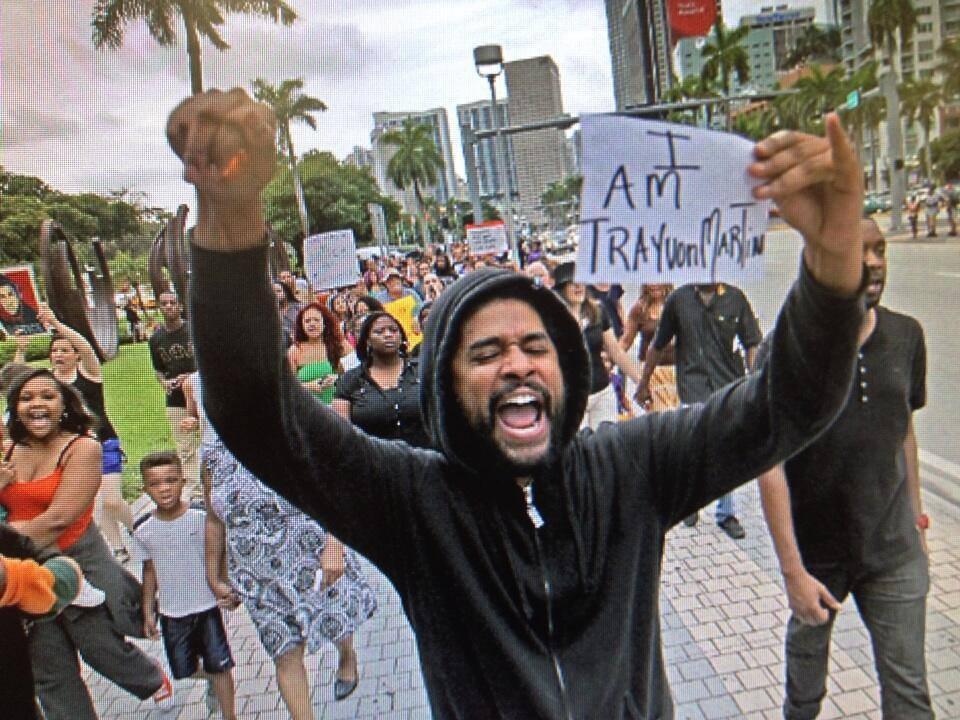 Demo i Miami