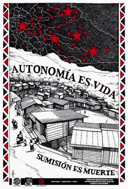 1. maj i Chiapas