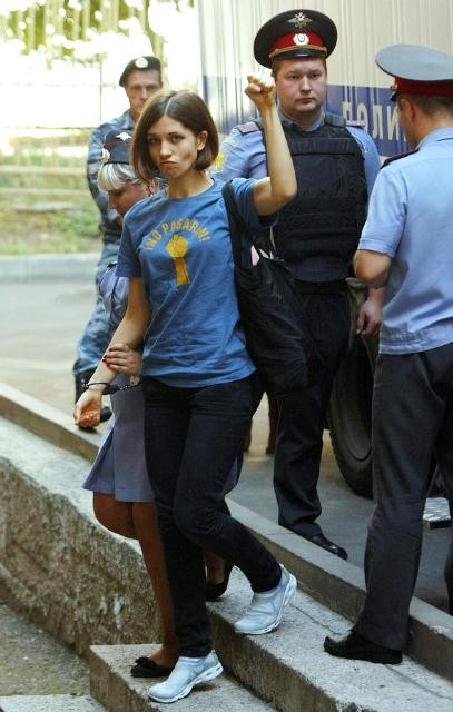 "Nadesdha Tolokonnikova (Nadja"")"