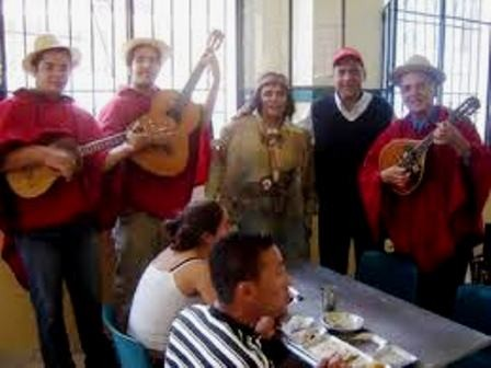 De peruanske 'comedores populares'