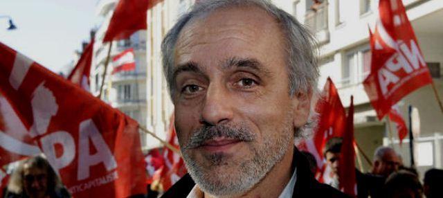 Philippe Poutou fra Nouveau Parti Anticapitaliste – NPA
