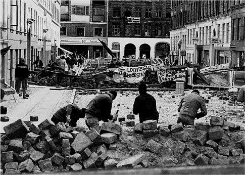 Slaget om det besatte hus i Ryesgade, september 1986