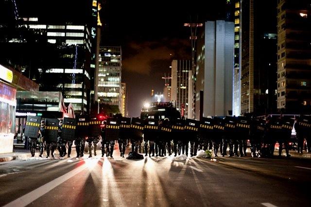 Sao Paulo, d. 12.  juni 2013
