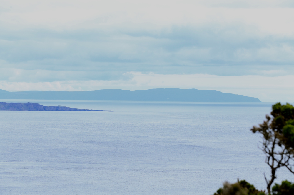Mull of Kintyre, oh mist rolling in from the see / My desire is always to be here / Oh Mull of Kintyre ........