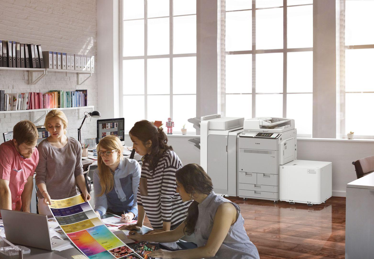 Kunden einfach und aufmerksamkeitsstark mit kreativen Ideen auf Papier begeistern.