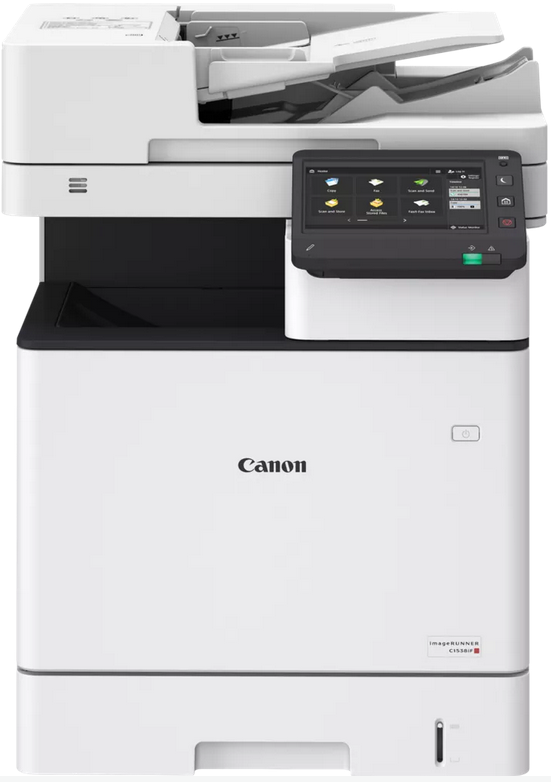 Neue Canon A4 Farbmultifunktionsgeräte C1533iF und C1538iF
